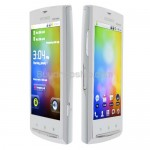 3.6 Inch Quad Band 2-SIM Android 2.2 Smart Phone - GPS TV