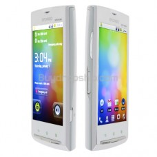 3.6 Inch Quad Band 2-SIM Android 2.2 Smart Phone - GPS TV :  cell phone android smartphone mobile phone smartphone