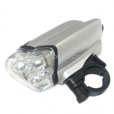 Waterproof White LED Multi-function Bike Head Light