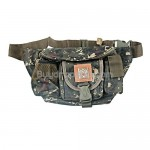 Camouflage Waist Pack Outdoor Sports Bag - Sleeve Pouch