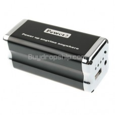 9000mAh Portable Travel External Battery Charger Power