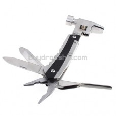 Multi-functions Tool - Pliers Saw Hammer Knife Screwdriver