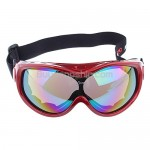 Basto RED Anti-Fog Dual Colorful Lens Ski Snowboard Goggles