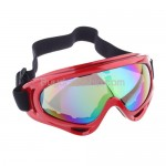 RED Basto Anti-Fog Dual Colorful Lens Ski Snowboard Goggles