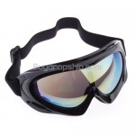 Black Anti-Fog Dual Colorful Len Ski Snowboard Sport Goggles