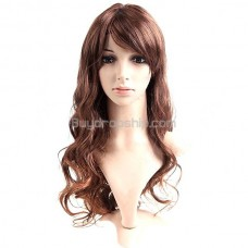 Sweet Doll Styling Synthetic Hair Curl Long Wigs Hairpiece