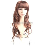 Long Princess Styling Synthetic Hair Curl Wig Hairpiece