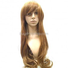 Dreamlike Long Hair with Ringlet Drops Wigs Hairpieces