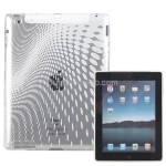 Transparent Protective Glossy Hard TPU Case Cover for iPad 2