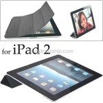 High Quality Protective Smart Cover Case Protector for iPad 2