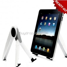 Folding Foldable Laptop Stand Mount Holder Cradle for iPad 2 Tablet PC