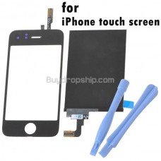 Replacement LCD Display Touch Screen Digitizer for iPhone 3G
