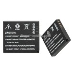 DMW-BCF10 Battery for Panasonic Lumix DMC-FS7 FS6 FS1 FX580