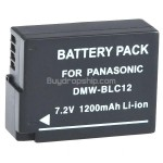 Battery DMW-BLC12 DMW-BLC12E DMW-BLC12PP for Panasonic Lumix GH2