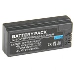 Battery for Sony P2 P3 P5 P7 P8 P9 P10 P12 F77 FX77 V1 Camera