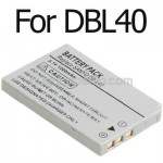 Camcorder DB-L40 DBL40 Battery Pack for Sanyo Xacti DMC-HD1 VPC-HD1