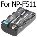 Digital Camera NP-FS11 Battery Pack for Sony DCS CCD