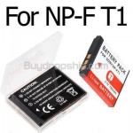 Digital Camera NP-FT1 Battery for Sony DSC T1 T3 T5 T9 T11 T33 M1