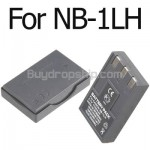 NB-1L NB1LH Camera Battery for Canon Digital IXUS 300 IXY 200