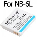 Camera NB-6L NB6L Battery for Canon IXUS 85IS PowerShot SD77OIS