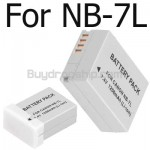 Camera NB-7L NE7L Li-ion Battery for Canon PowerShot G10