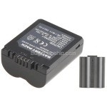 CGA-S006 CGR-S006 Camera Battery for Panasonic Lumix DMC-TZ1 DMC-TZ2
