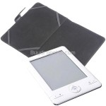 7 inch e-Book Protective Shockproof Bag Leather Sleeve Case