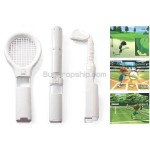 3-in-1 Sports Accessory Pack for Nintendo Wii Remote