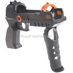 Detachable Shooting Gun Pistol Adapter for Motion Controller PS3