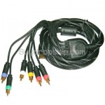 Premium Component HD AV Cable for Sony PS2 PS3