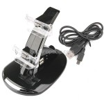 Controller Charging Station Dock for Sony PlayStation 3 PS3