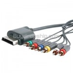 Component HD AV Composite RCA AV Cable for Xbox 360