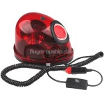 Red Car Use Super Rescue Warning Auxiliary Light Sound Effect