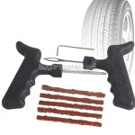 Tubeless Tyre Tire Repair Kit Rasper Tool Needle Tool for Car Vehicle