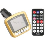 1.8 inch Screen Car MP4 Player Wireless FM USB Jack SD MMC Slot