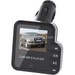 1.5 inch LCD Screen MP3 Player FM Transmitter for Car Audio