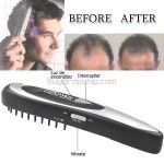 Power Grow Laser Comb Kit Regrow Hair Loss Therapy Cure