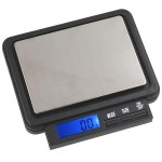 2000g x 0.1g LED Digital Pocket Weighing Balance Scale Box