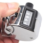 4-digit Hand-operated Counter Clicker