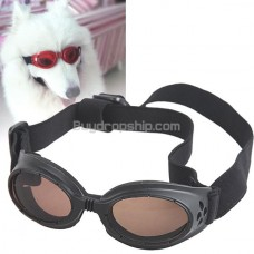 Anti-ultraviolet Sunglasses with Elastic Strap for Dog Pet