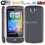 2-Sim 3.2inch WQVGA Unlocked TV Mobile Cell Phone WiFi JAVA