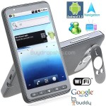 4.25inch Android 2.2 Smartphone GPS 2-Sim Mobile Cell Phone WiFi TV