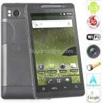 4.2 inch Multi-touch Capacitive 3G Android 2.3 Smart Phone Cell Phone