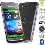 4inch Multi-Touch Capacitive 3G 2-Sim GPS Android 2.3 Smart Phone TV