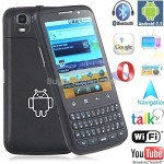 2.7inch Android 2.2 QWERTY 2-Sim Mobile Cell Phone TV WiFi 2GB