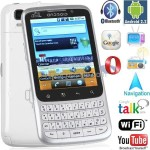 2.7 inch 2-Sim Android 2.2 QWERTY Cell Mobile Phone WiFi TV 2GB TF