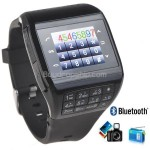 1.2 inch Touch 2-SIM Watch Mobile Cell Phone Watch Bluetooth Camera