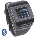 1.3 inch Touch Screen Unlocked Watch Mobile Cell Phone Bluetooth FM