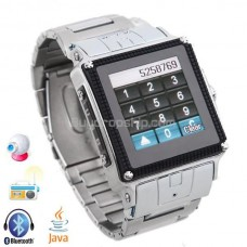 1.4 inch Touch Waterproof Watch Mobile Cell Phone Java Bluetooth