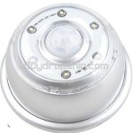 6 LED Light Lamp Auto Infrared Radial Sensor Motion Activated Detector
